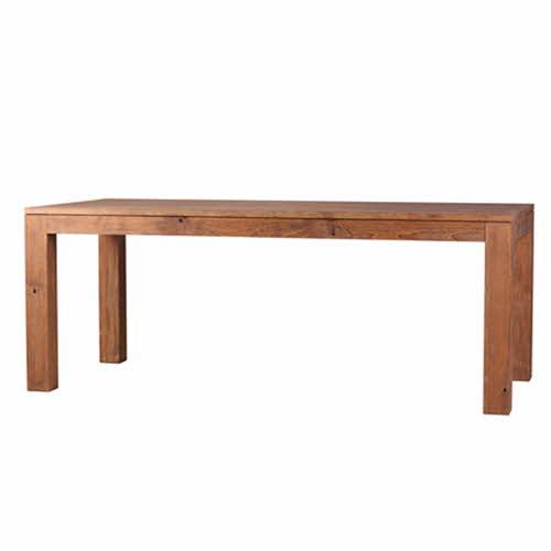 아성가구 목재테이블 마운틴티크 테이블